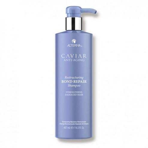 Alterna Caviar Restructuring Bond Repair Shampoo 33.8 Oz