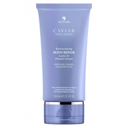 Alterna Caviar Restructuring Bond Repair Leave-in Protein Cream 5.1 Oz