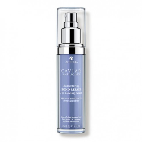 Alterna Caviar Restructuring Bond Repair 3-in-1 Sealing Serum 16 Oz