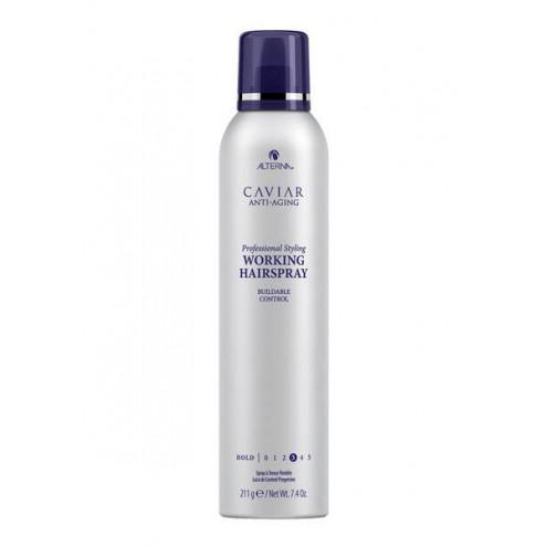Alterna Caviar Anti-Aging Professional Styling Working Hair Spray 7.4 Oz