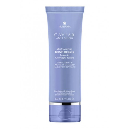 Alterna Caviar Anti-Aging Restructuring Bond Repair Leave-In Overnight Serum 3.4 Oz