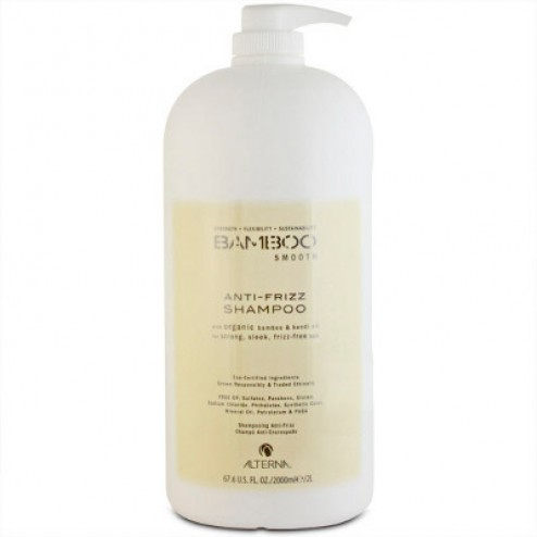Alterna Bamboo Smooth Anti-Frizz Shampoo 67.6 Oz