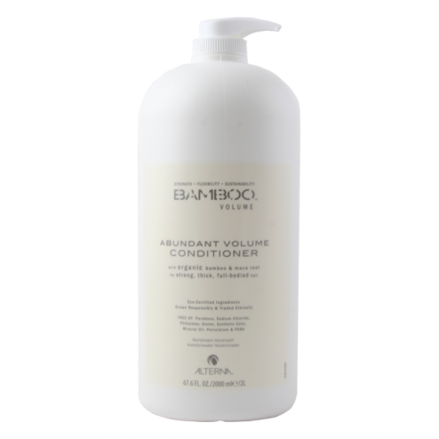 Alterna Bamboo Abundant Volume Conditioner 67.6 Oz.