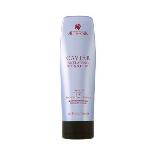 Alterna Caviar Seasilk Anti-Aging Red Leave-In Conditioner 6 Oz