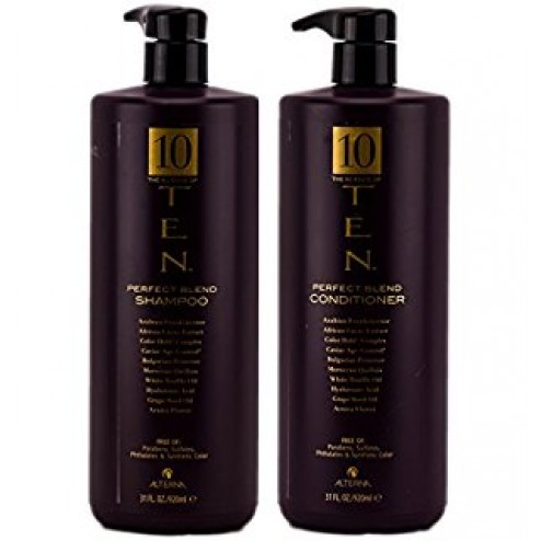 Alterna The Science of Ten Perfect Blend Shampoo And Conditioner (31 Oz each)