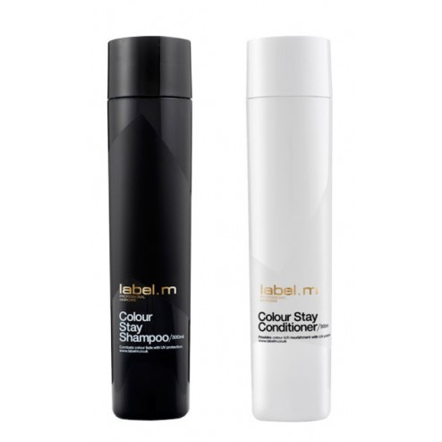 Label.m Colour Stay Shampoo And Conditioner Duo (10.1 Oz each)