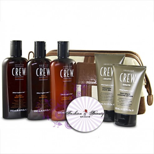 AmericanCrew Travel Gift Set