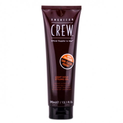 American Crew Light Hold Styling Gel 13.1 Oz