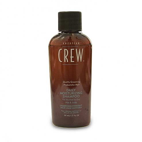 AmericanCrew Daily Moisturizing Shampoo 1.7oz