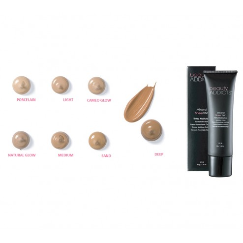 Beauty ADDICTS Mineral Sheer Tint SPF 20