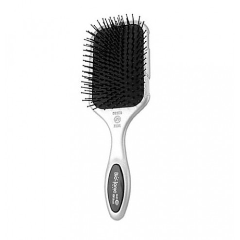 Bio Ionic itools Silver Series Ionic Conditioning Paddle Brush