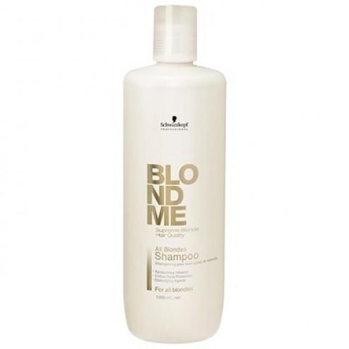 Schwarzkopf All Blondes Shampoo 33.8 Oz