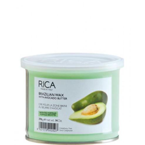 Rica Brazilian Wax with Avocado Butter 14 Oz