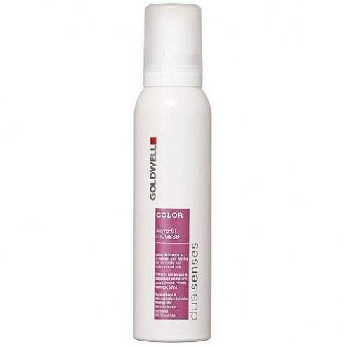 Goldwell Dualsenses Color Leave-In Mousse 5oz
