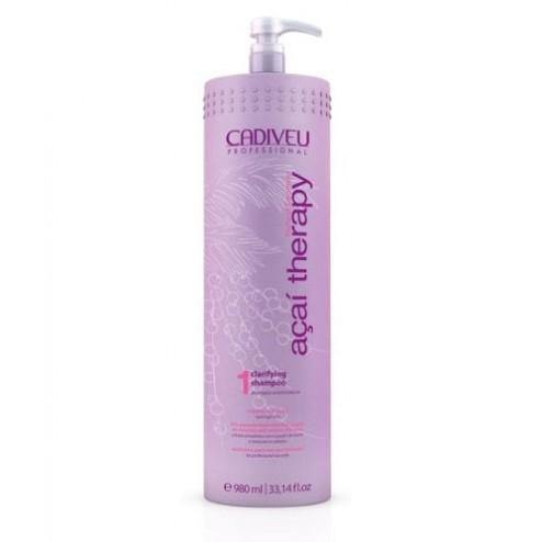 Cadiveu Acai Therapy Clarifying Shampoo 33.14 Oz