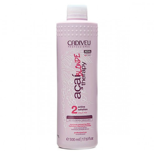 Cadiveu Acai Blonde Therapy Active Solution