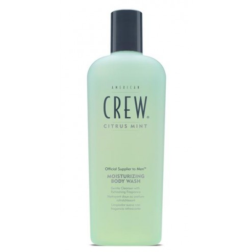 American Crew Citrus Mint Moisturizing Body Wash 8.45 oz