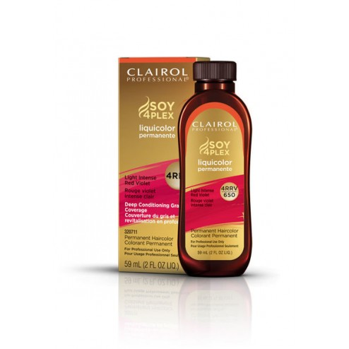 Clairol Professional Liquicolor Permanente 2 Oz - 7AA/34D Medium Ultra Cool Blonde/\Hazy Mist