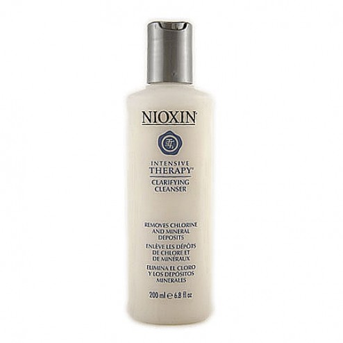 Intensive Therapy Clarifying Cleanser 6.8 oz by Nioxin