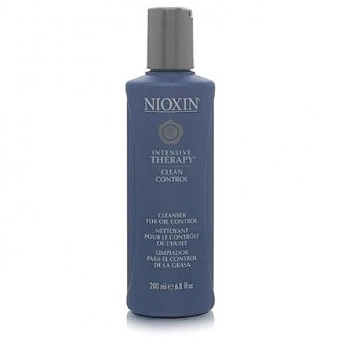 Intensive Therapy Clean Control Cleanser 6.8 oz by Nioxin