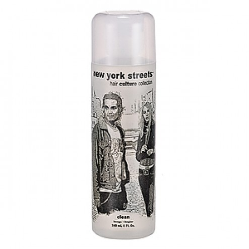 New York Streets Clean Shampoo 32 oz
