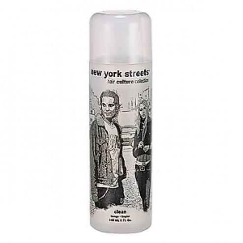 New York Streets Clean Shampoo 8oz