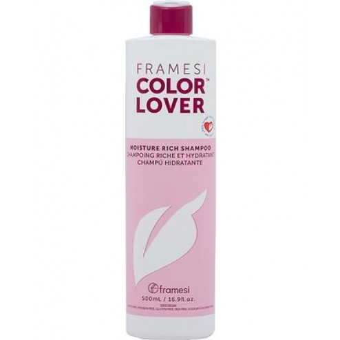 Framesi Color Lover Moisture Rich Shampoo