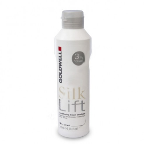 Goldwell SilkLift Conditioning Cream Developer 10 Vol.