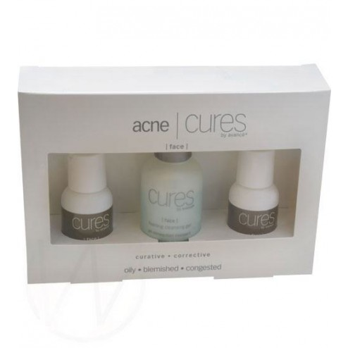 Cures by Avance Acne Cures To Go Kit