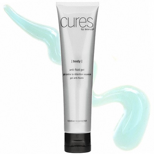 Cures by Avance Anti-Fluid Gel 4 Oz