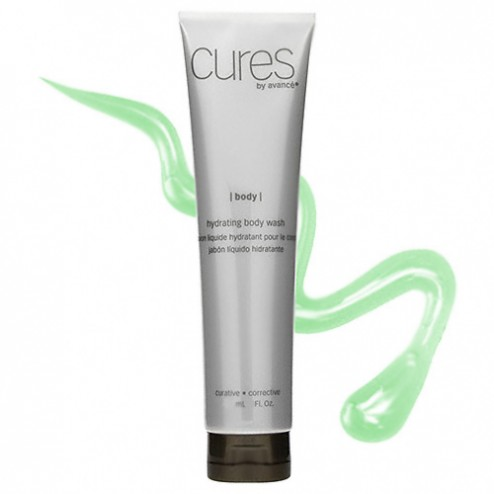 Cures by Avance Hydrating Body Wash 2 Oz
