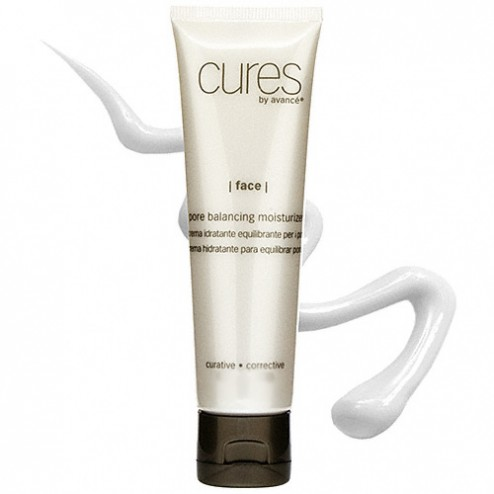 Cures by Avance Pore Balancing Moisturizer 2 Oz