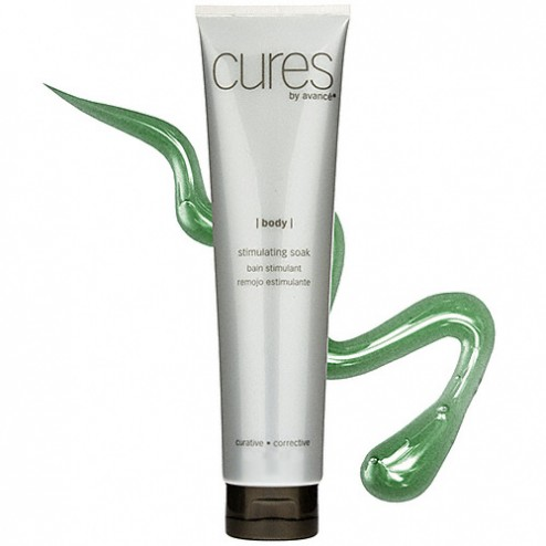 Cures by Avance Stimulating Soak 16 Oz