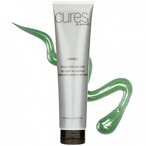 Cures by Avance Stress Relief Sea Bath 2 Oz