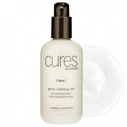 Cures by Avance Gentle Cleansing Milk 2 Oz