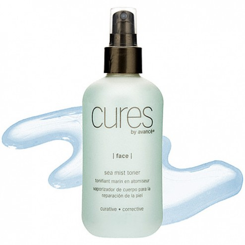 Cures by Avance Sea Mist Toner 8 Oz