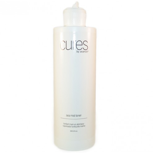 Cures by Avance Sea Mist Toner 16 Oz