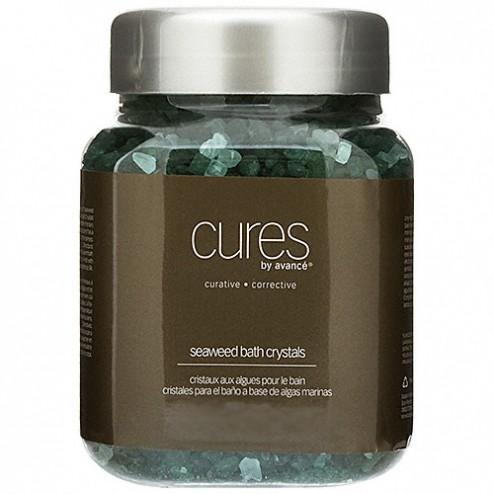 Cures by Avance Seaweed Bath Crystals 42 Oz