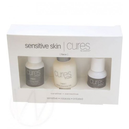 Cures by Avance Sensitive Skin Cures To Go Kit