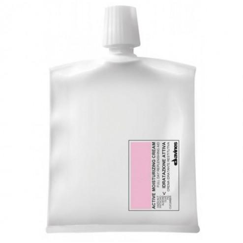 Davines Extra Virgin Skin Care Active Moisturizing Cream Full Day Replenishing Aid 1.69 Oz