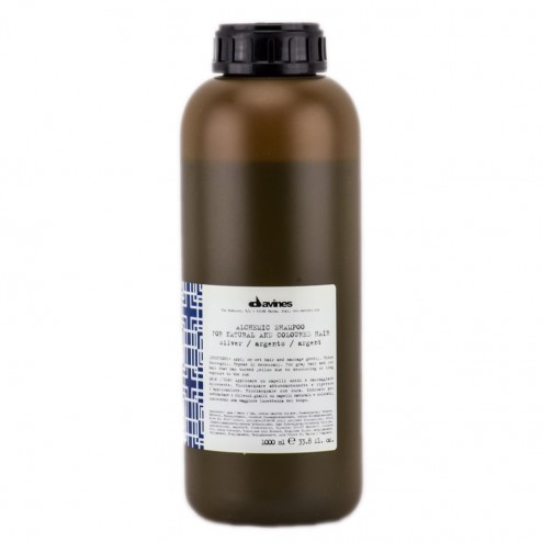 Davines Alchemic Silver Shampoo 33.8 oz