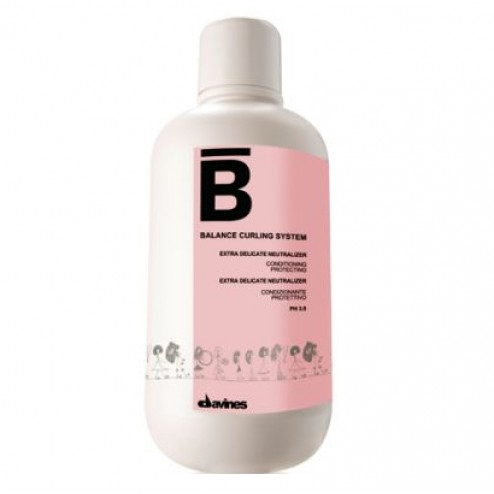 Davines Balance Curling System Extra Delicate Neutralizer