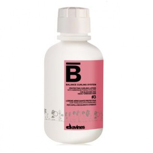 Davines Balance Curling System Protecting Curling Lotion No 3 (16.9 Oz)