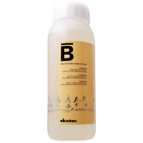 Davines Balance Relaxing System Activator pH 11.5