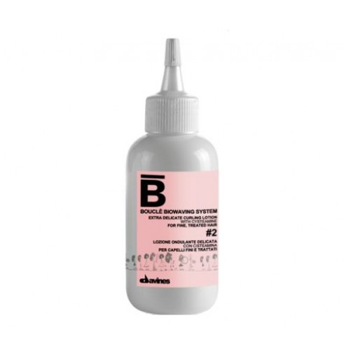 Davines Boucle Biowaving System Extra Delicate Curling Lotion No 2