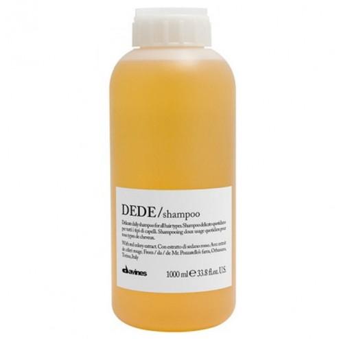 Davines DEDE Delicate Shampoo Liter (33.8 oz)