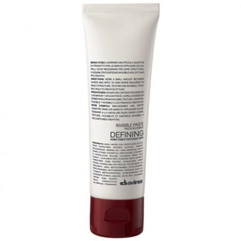 Davines Defining Invisible Paste 2.5 oz