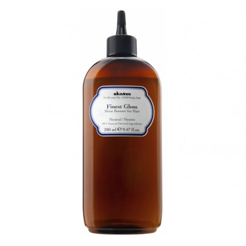 Davines Finest Gloss Shine Booster for Hair 9.47 Oz