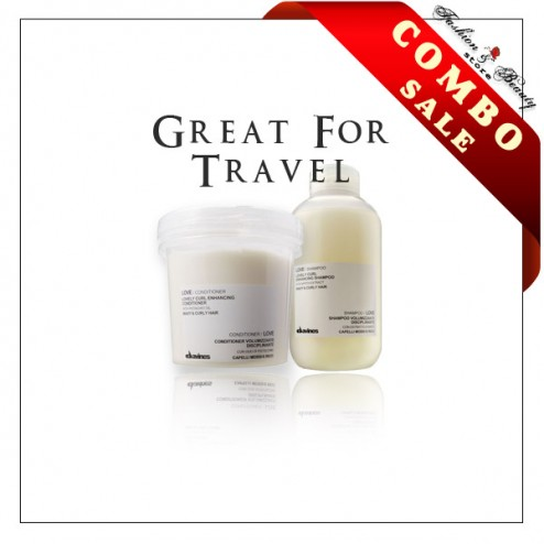 Davines Love Curl Travel Set