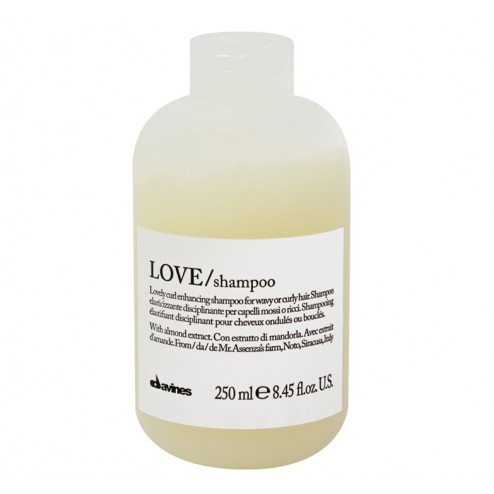 Davines Love Lovely Curl Enhancing Shampoo 8.5 oz